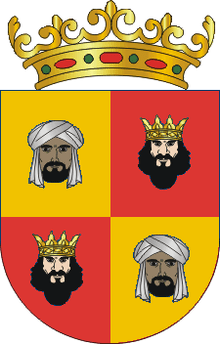 O Brasão do Algarve