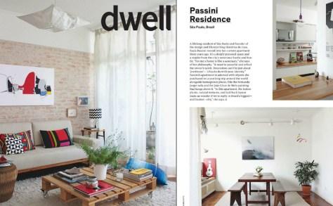 Publicação na revista americana Dwell Magazine