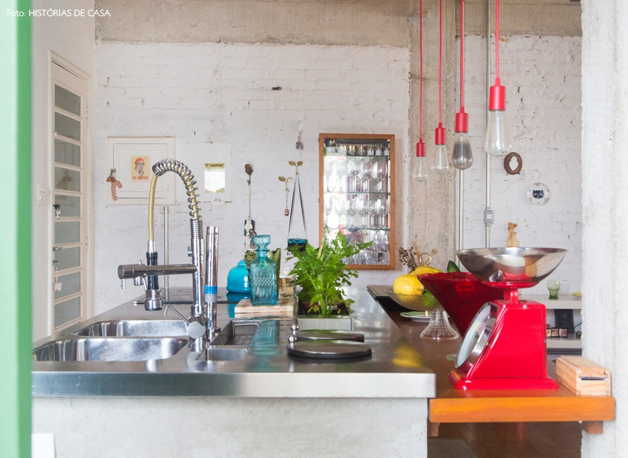 24-decoracao-cozinha-aberta-parede-tijolinho-branco