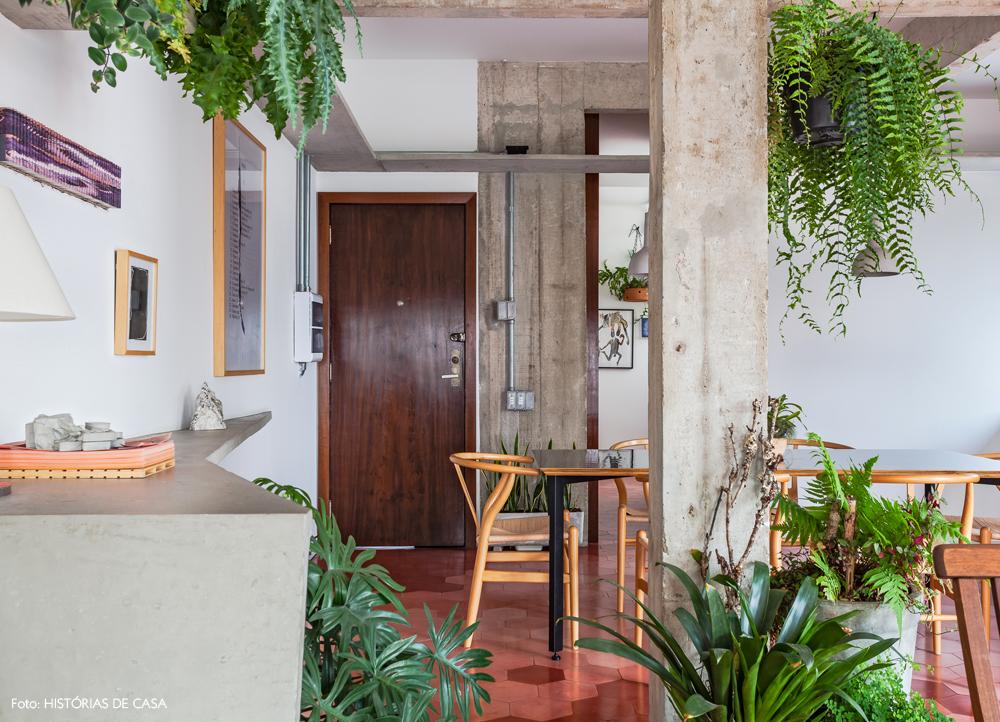 02-decoracao-apartamento-integrado-pilares-concreto