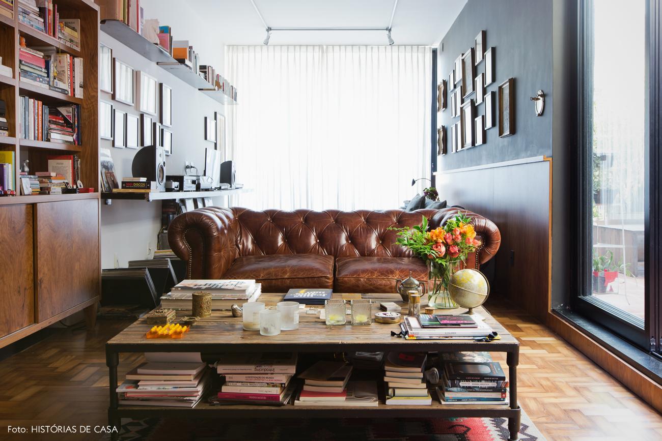 08-decoracao-sala-de-estar-integrada-sofa-chesterfield-couro