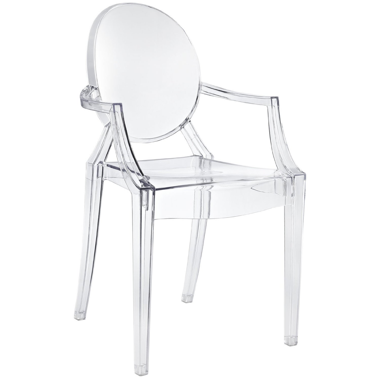 Cadeira Louis Ghost