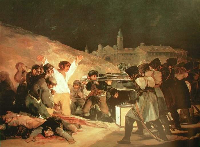 Fusilamientos del 3 de mayo (Goya)