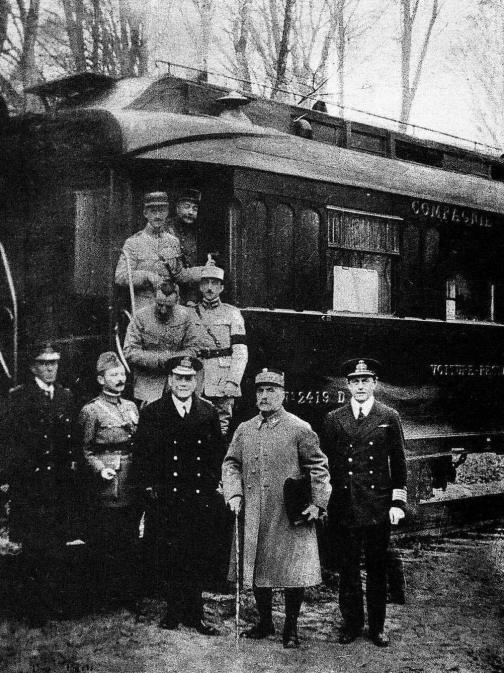 Resultado de imagen de ferdinand foch vagon