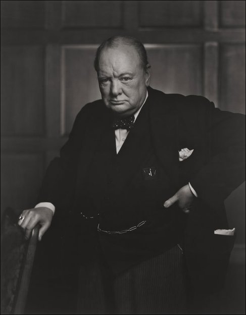 Churchill-Karsh