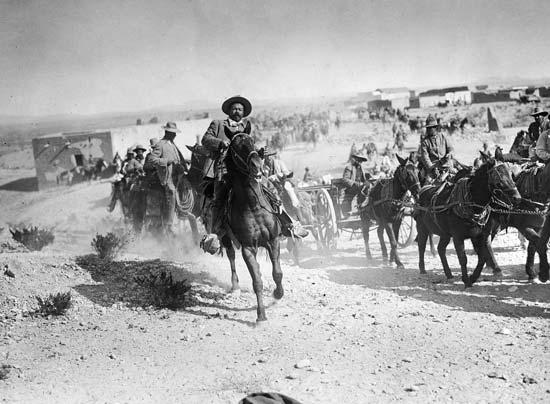 El Caballo De Troya De Pancho Villa Historias De La Historia