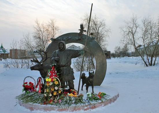 Reindeer Battalion Memorial