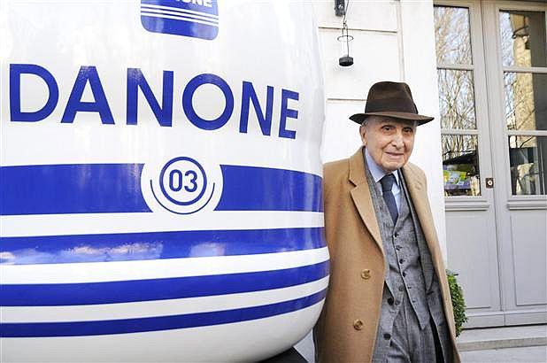Daniel Carasso, hijo del fundador de Danone