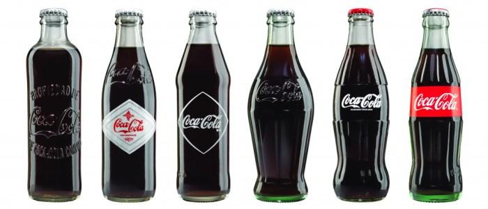 Evolución-de-la-Botella-Coca-Cola