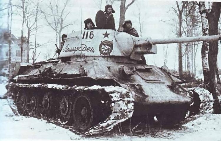 La Rusa Que Se Compró Un Tanque Para Vengar A Su Marido En La Segunda Guerra Mundial Historias De La Historia