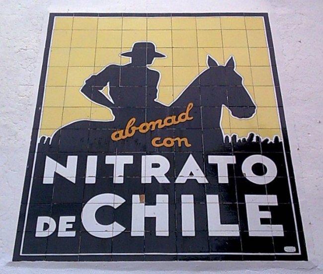 Nitrato de Chile