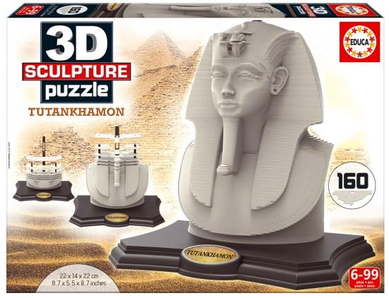 3D Sculpture Puzzle