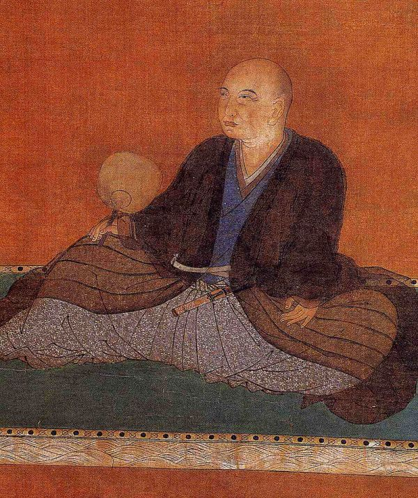 Hosokawa Yusai, el samurái poeta