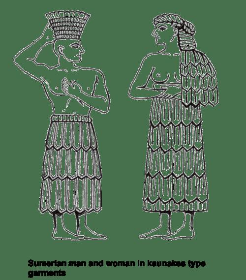 Kaunake sumeria