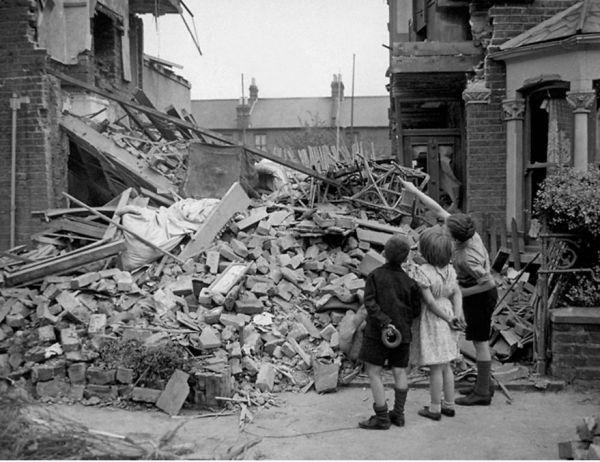 Bombardeos Londres
