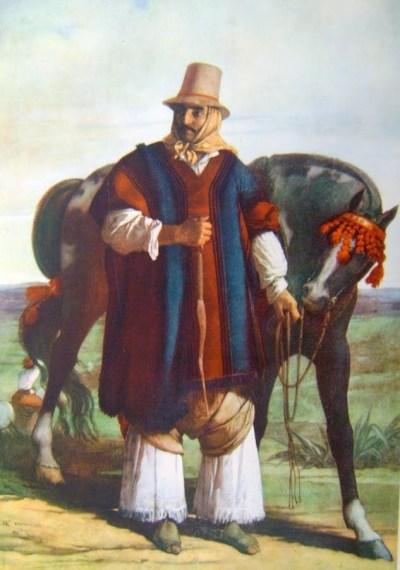 Gaucho colonial