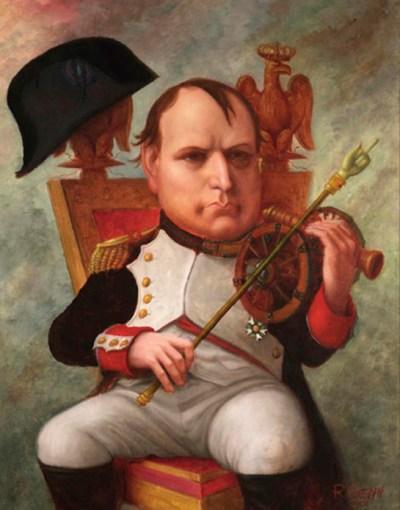 Resultado de imagen de napoleon bonaparte altura