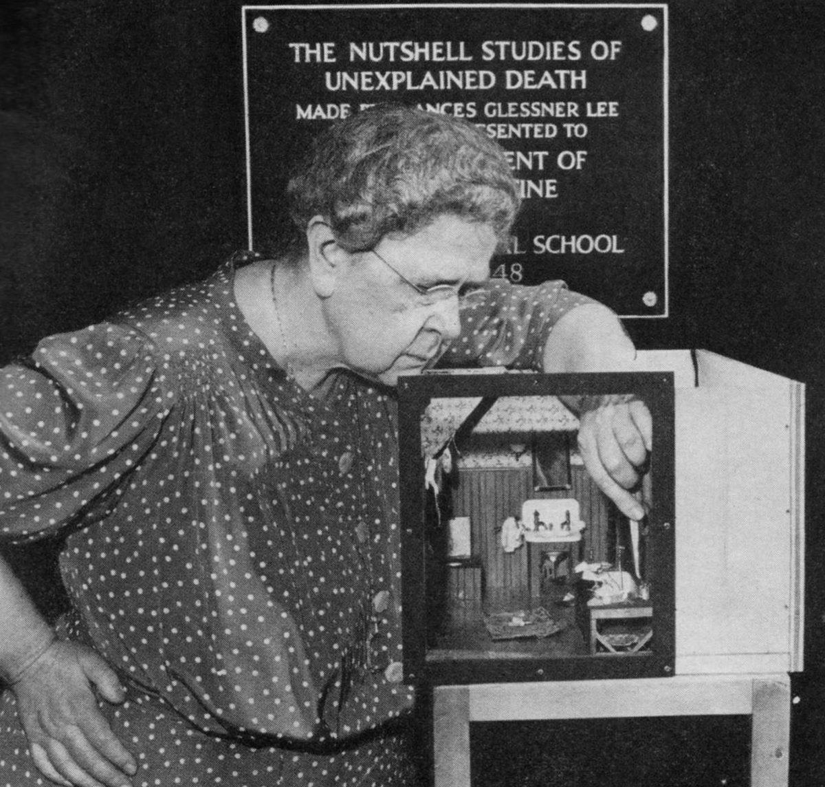 Frances Glessner Lee, la madre de la ciencia forense