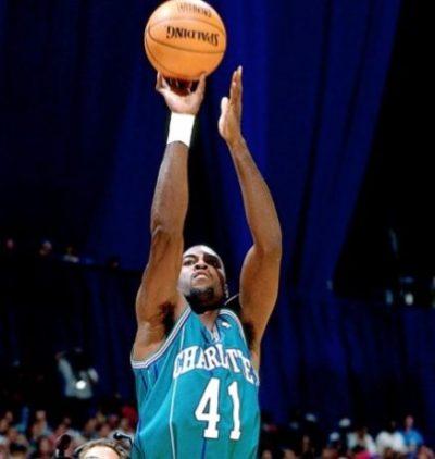 Glen Rice Hornets