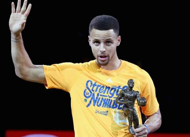 curry MVP más eficiente