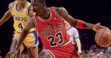 Michael Jordan lengua