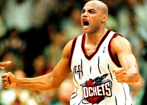 Charles Barkley Houston