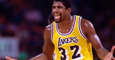 dato brutal de Magic Johnson