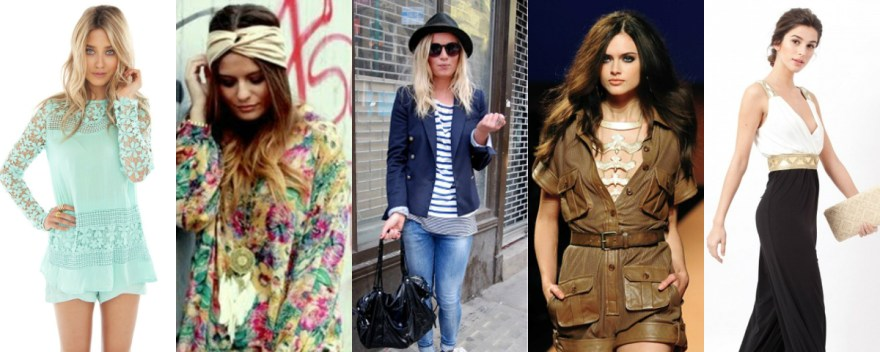 tendencias primavera 2015 moda fashion trendy
