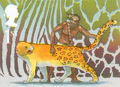 As Manchas do Leopardo (1/6)