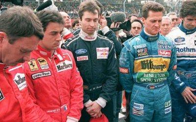 """Czarny weekend"" w Grand Prix San Marino 1994"