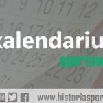 Kalendarium sportowe (6 czerwca – 12 czerwca)