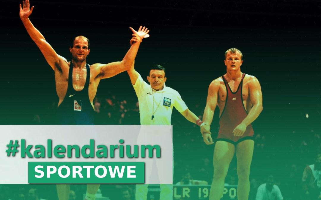 Kalendarium sportowe (18-24 lipca)