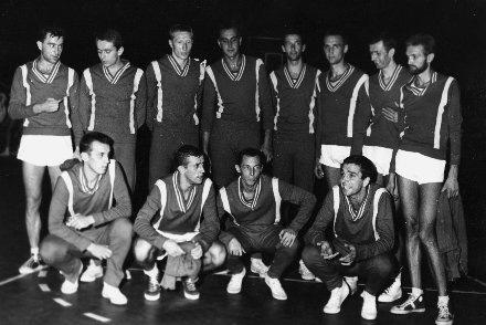 Mistrzostwa Europy w koszykówce 1963 – srebrni chłopcy Zagórskiego