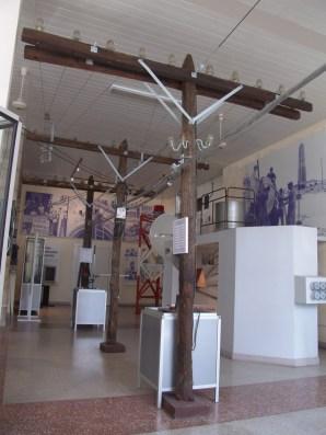 Postes Telefónicos (Archivo Museo ETECSA)