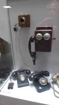 Aparatos telefónicos