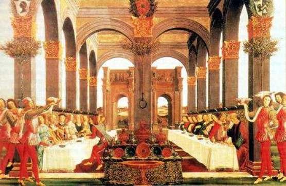 Resultado de imagen de Europa del Renacimiento bodas