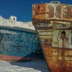 El fuego del Lago Baikal; el Ojo Azul de Siberia