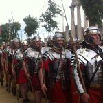 La Batalla de Farsalia, cuando César expulsó a Pompeyo