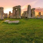 Un fragmento perdido de Stonehenge revela granos de roca que datan de hace casi 2 mil millones de años