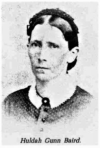 Huldah Gunn Baird