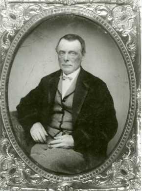 George Hind sr