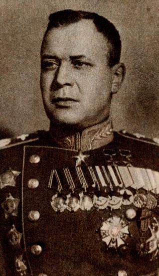 Главный маршал авиации Александр Александрович Новиков (1900-1976)