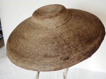 1750s Bergère Straw Hat