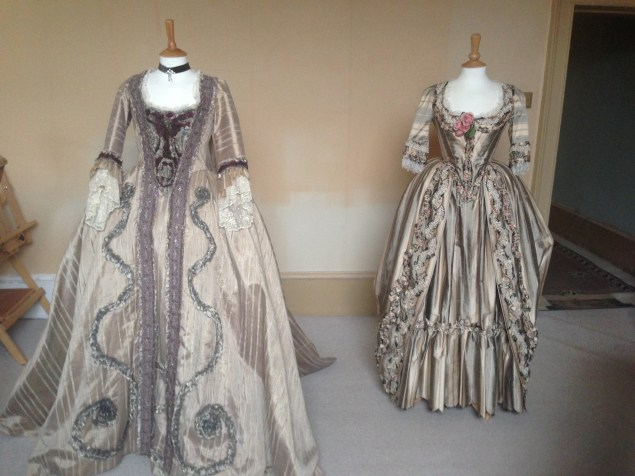 'Evening Dress', The Duchess exhibition at Berrington Hall, April 1st - June 31st 2014