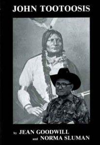 John Tootoosis book cover image