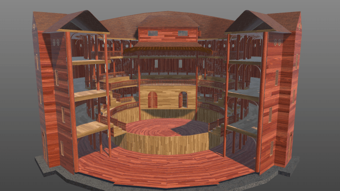 Stage Iteration Four: Front View