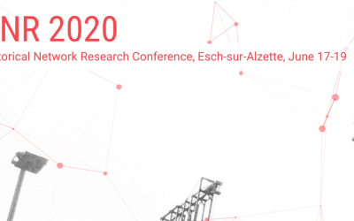 Extended deadline CfP Historical Network Research Conference, 01-03-2020