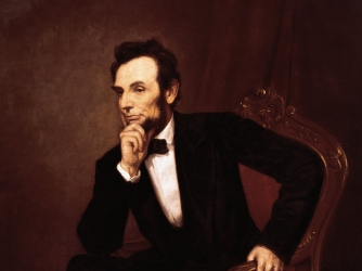 Lincoln Gets to the Bottom of It