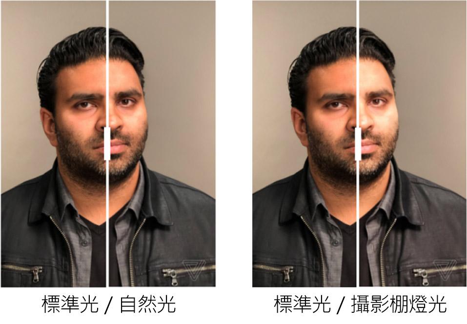 人像光效:自然光、攝影棚燈光