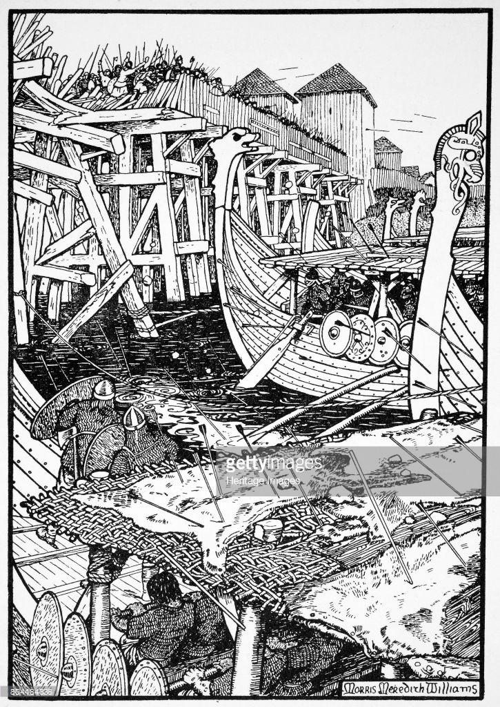 he Battle Of London Bridge